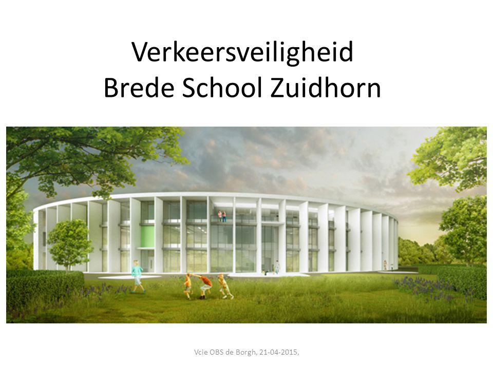 Verkeersveiligheid Brede School Zuidhorn Vcie OBS de Borgh, 21-04-2015,