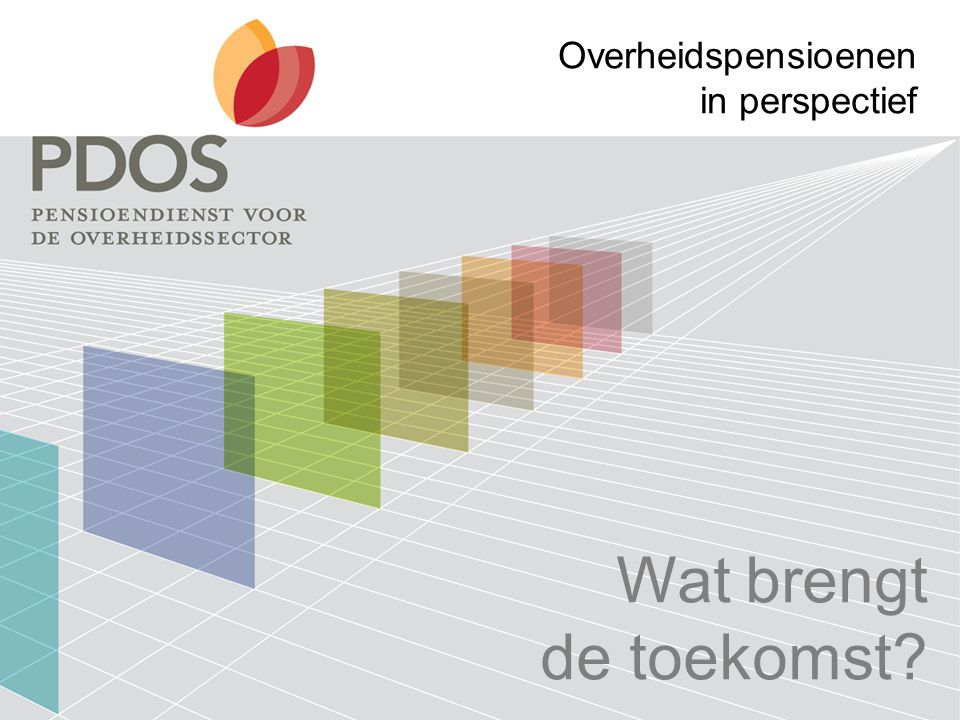Vooraf: het pensioenproces 2 pensioenaanvraag Meestal verplicht (www.penonline.be) Rechtstreeks bij PDOS Onderzoek pensioenrecht Leeftijdsvoorwaarde vervuld.