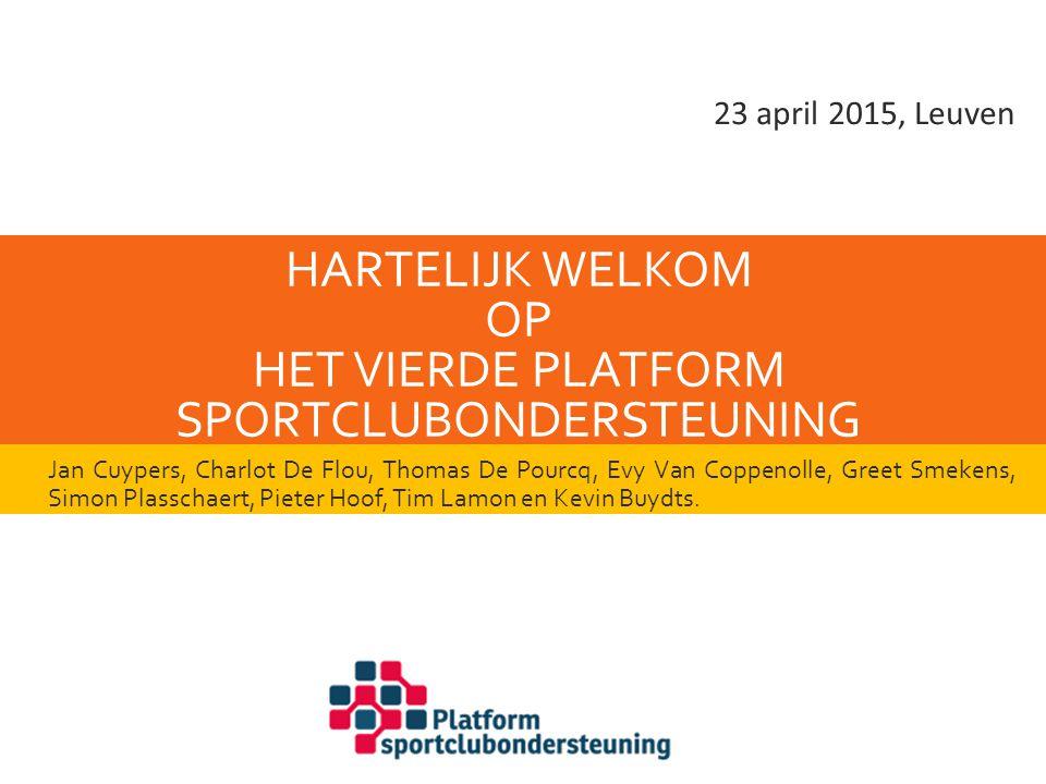 PRAKTIJKVERHALEN GOOD PRACTICE 1 Samenwerking tussen Dynamo Project en Sportdienst Kortrijk ivm vrijwilligersbeleid (Dynamo Project – Pieter Hoof)