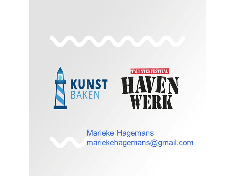 Marieke Hagemans mariekehagemans@gmail.com