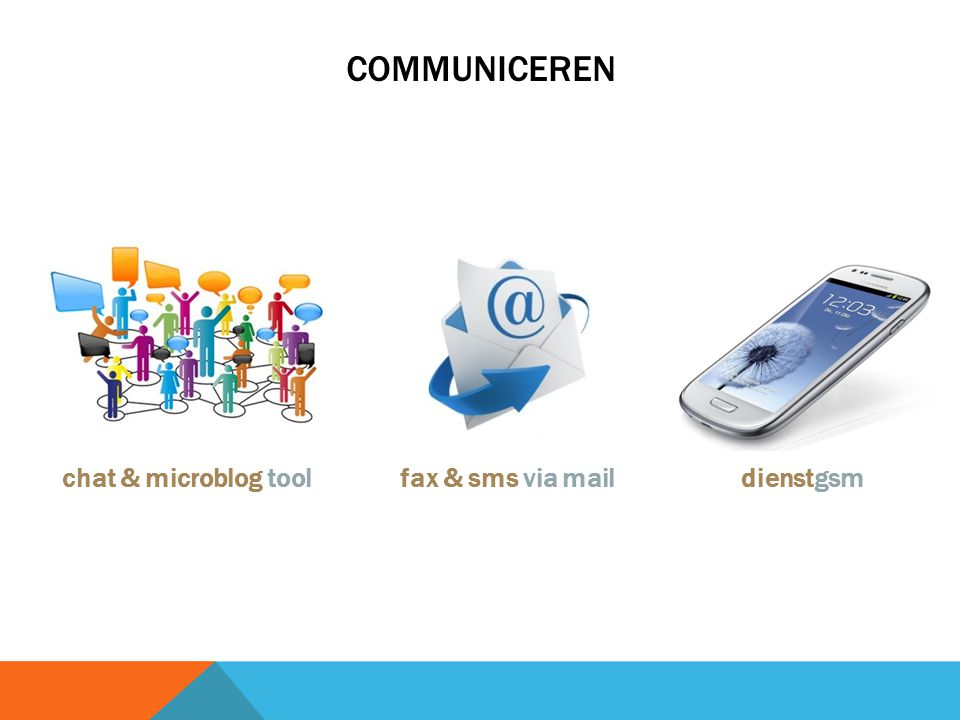 COMMUNICEREN chat & microblog toolfax & sms via maildienstgsm