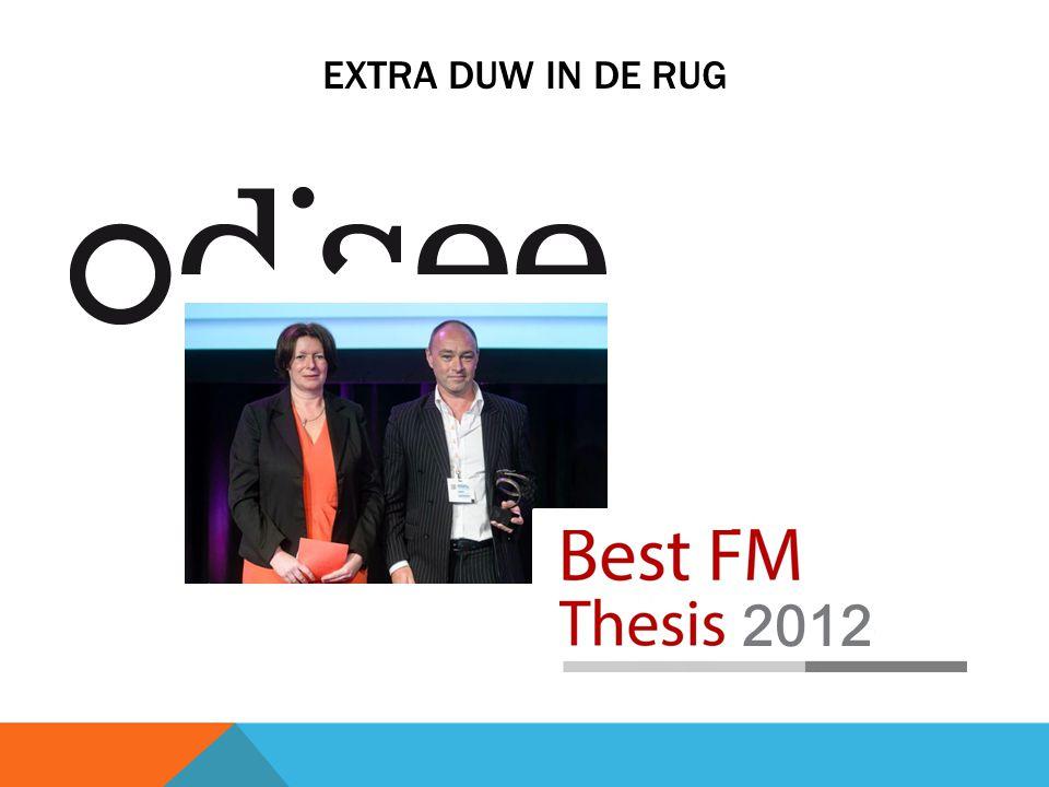 EXTRA DUW IN DE RUG 2012