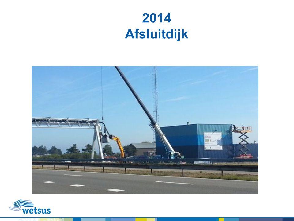 2014 Afsluitdijk
