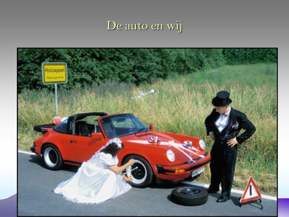De auto en wij