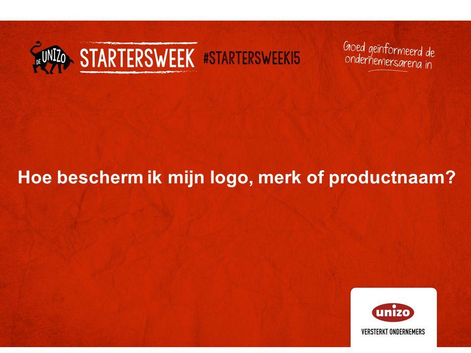 Hoe je logo, merk of product beschermen.