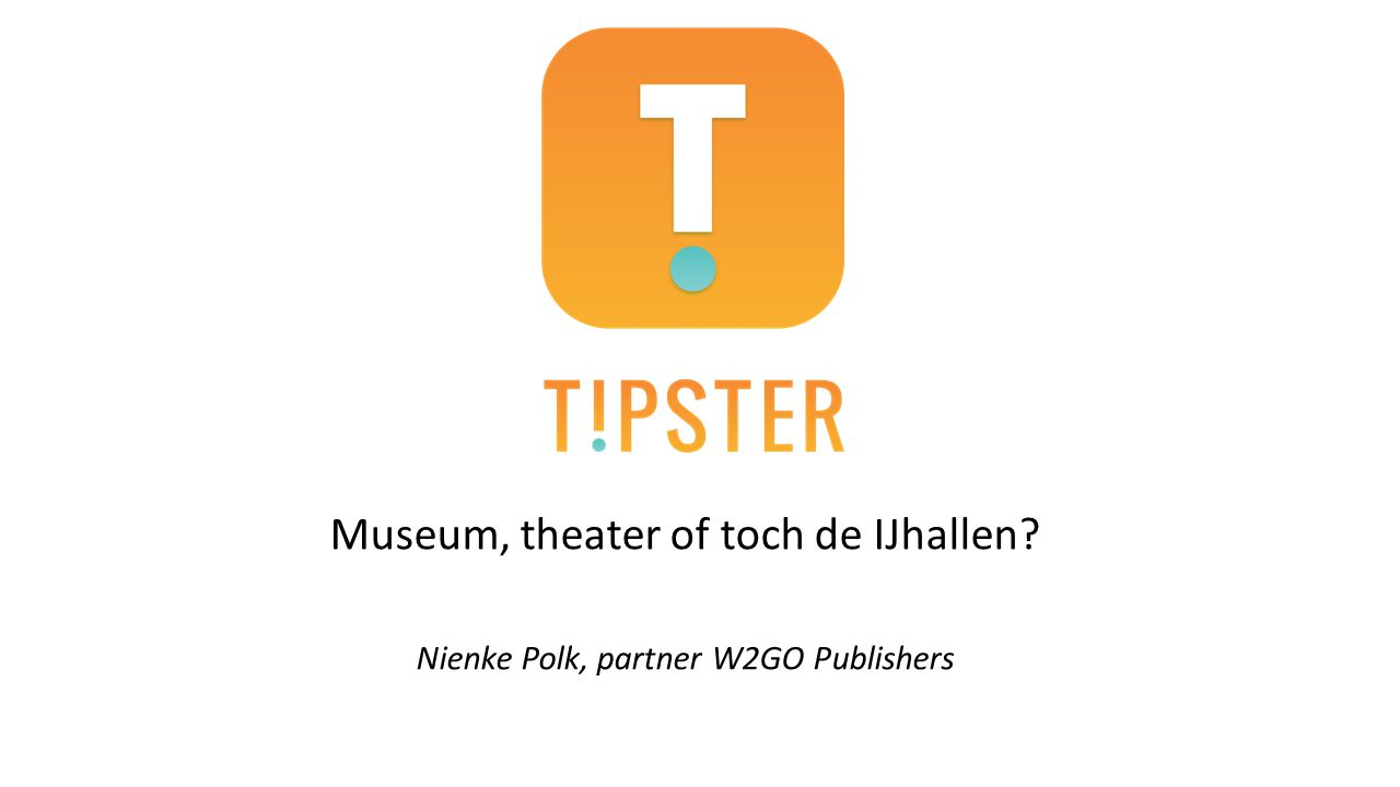 Wat is Tipster.
