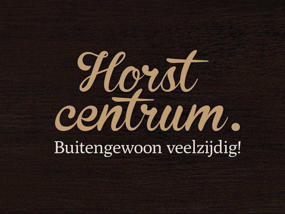 Inleiding Horst Centrum Online Hans den Bekker