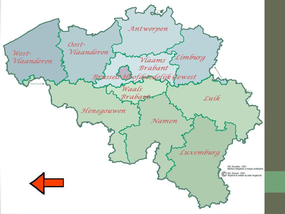2 keuzemogelijkheden Kijk je nog graag even hoe België met zijn provincies eruitziet ? Klik op onderstaande knop. Maak je graag onmiddellijk de oefeni