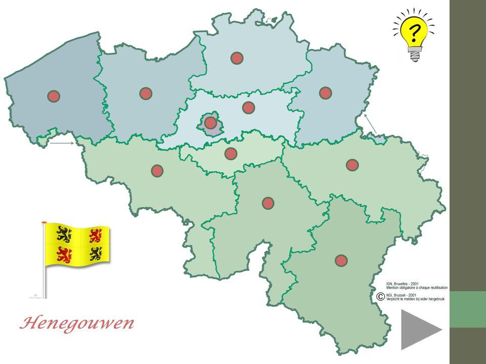 West- Vlaanderen Oost- Vlaanderen Antwerpen Limburg Luik Luxemburg Namen Henegouwen Vlaams Brabant Waals Brabant Brussels Hoofdstedelijk Gewest