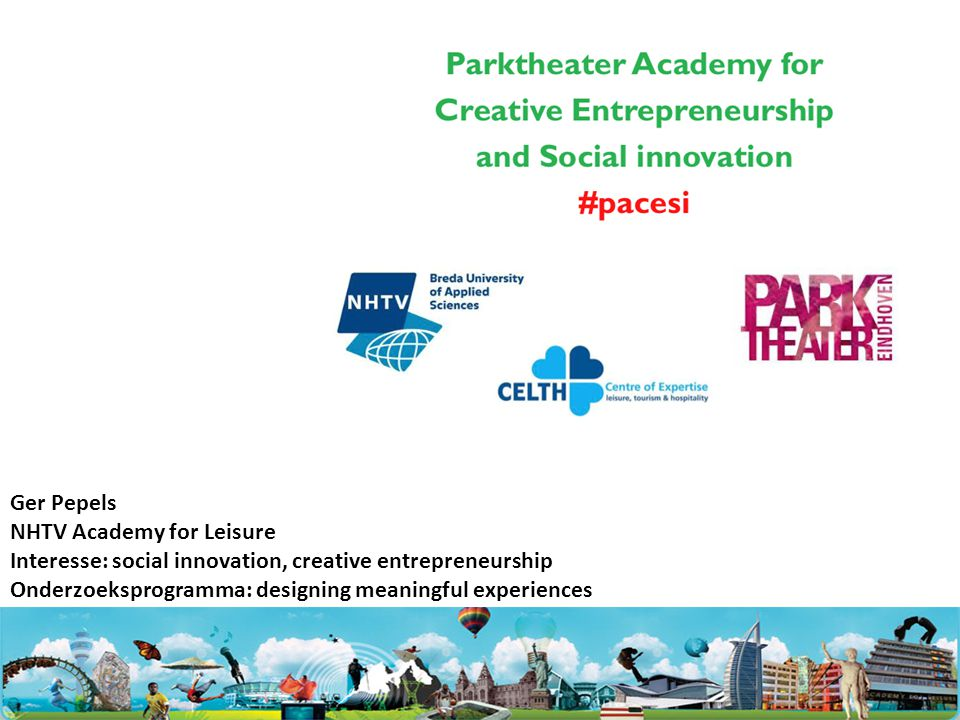 onderwijs overheid markt Naar: Quadruple helix Cultuur Creatieve industrie Zorg ….