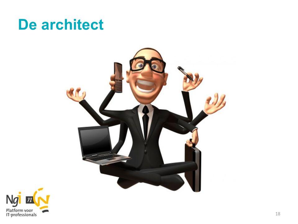 De architect 18