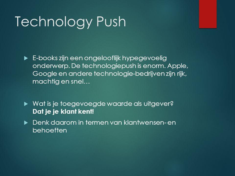 ePub versus PDF  Beide formaten geven interoperabiliteit  ePub:  Voordelen: flexibiliteit, interactie met omgeving  Nadeel: minder grafische kwaliteit  PDF:  Voordeel: meer grafische kwaliteit  Nadeel: starheid, minder interactie met omgeving