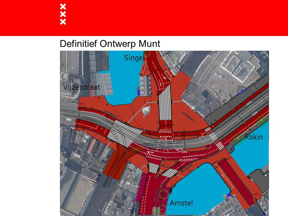  Op 22 april jl.heeft de gemeenteraad het DO Muntplein vastgesteld.