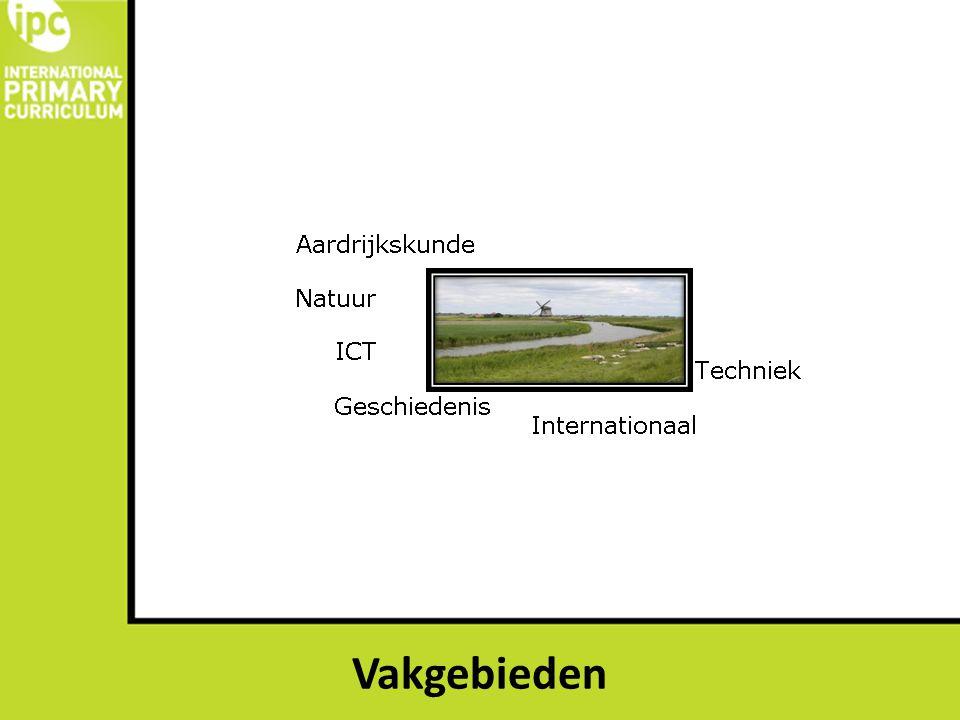 IPC en het voortgezet onderwijs Wat vindt u belangrijk voor de aansluiting met het voortgezet onderwijs.
