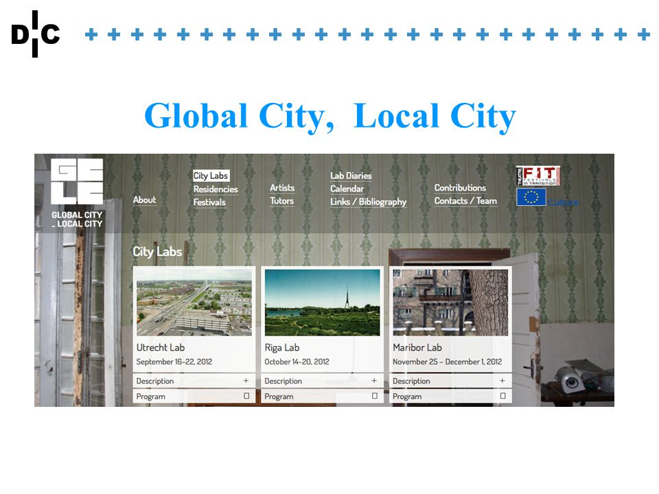Global City, Local City