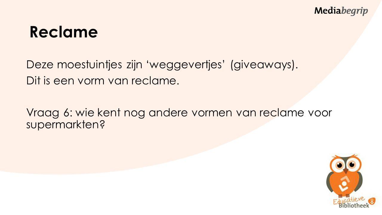Opdracht logboek Opdracht 1: Schrijf vandaag op waar je overal het logo of de naam van de Albert Heijn tegen komt.