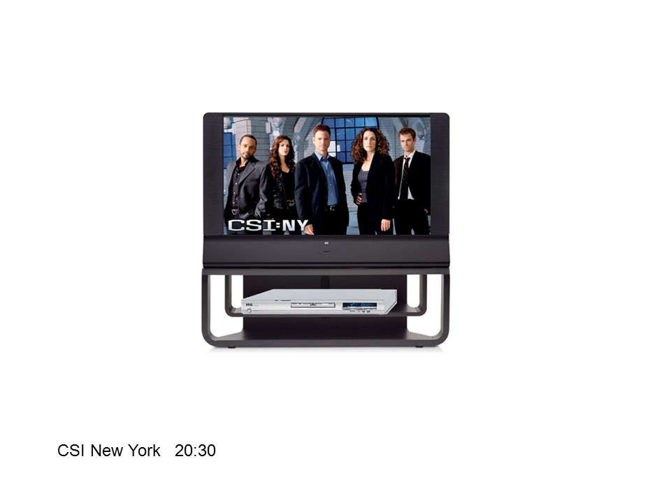CSI New York 20:30