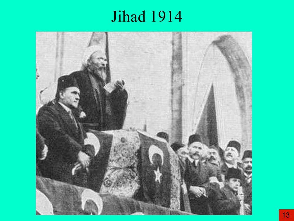 Jihad 1914 13