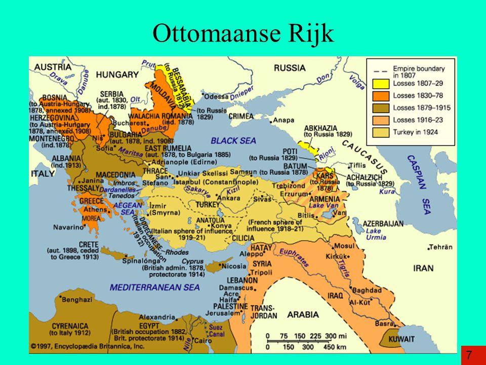 Ottomaanse Rijk 7