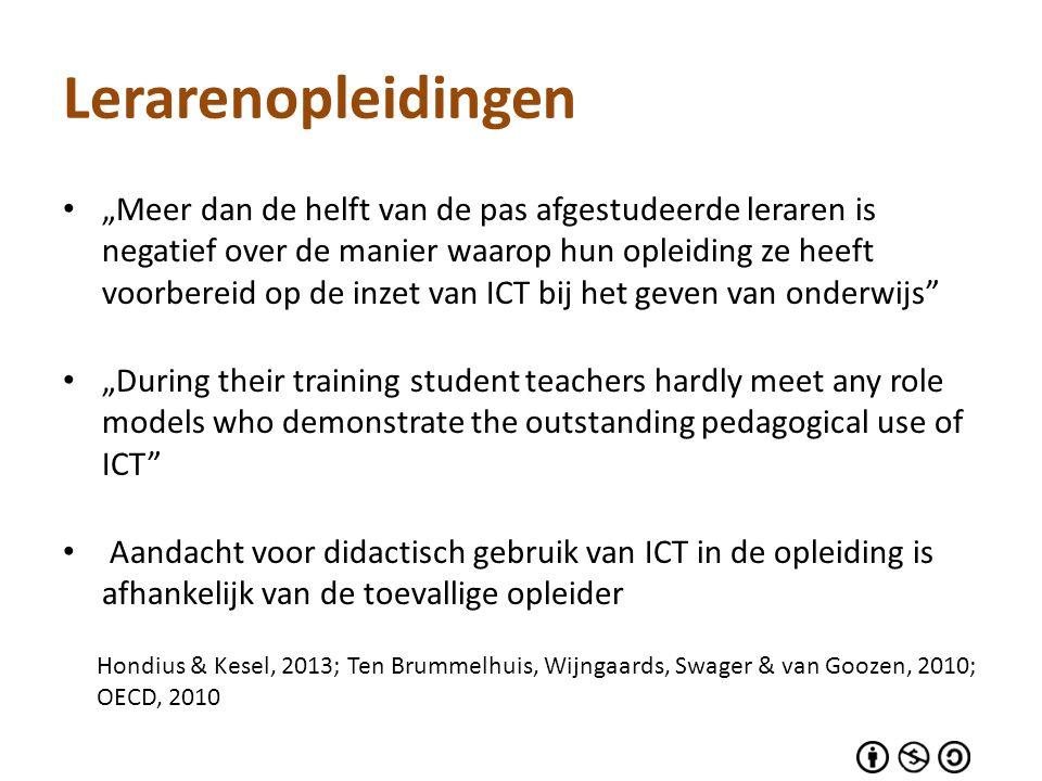 """Lerarenopleidingen """"Meer dan de helft van de pas afgestudeerde leraren is negatief over de manier waarop hun opleiding ze heeft voorbereid op de inzet"""