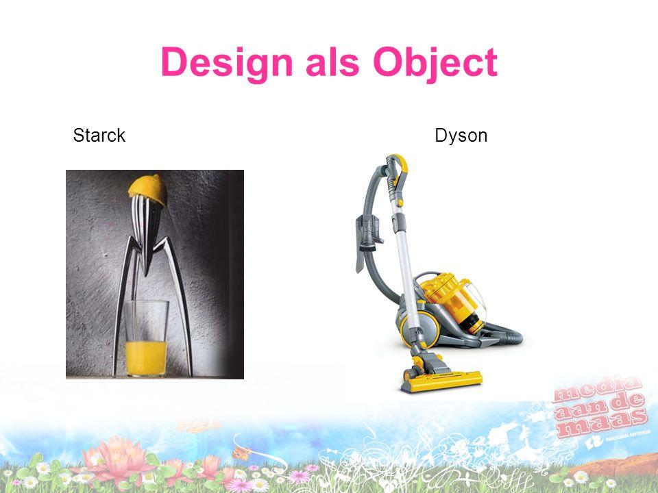 Design als Object StarckDyson