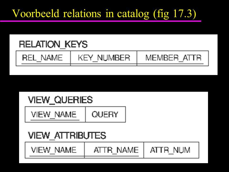 Voorbeeld relations in catalog (fig 17.3)
