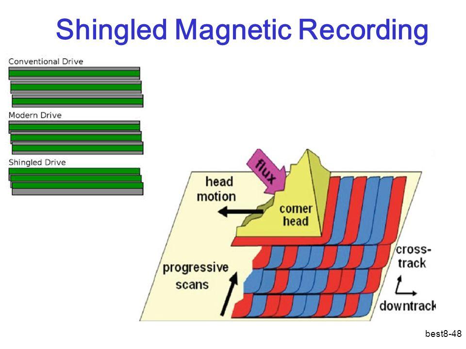 Shingled Magnetic Recording best8-48