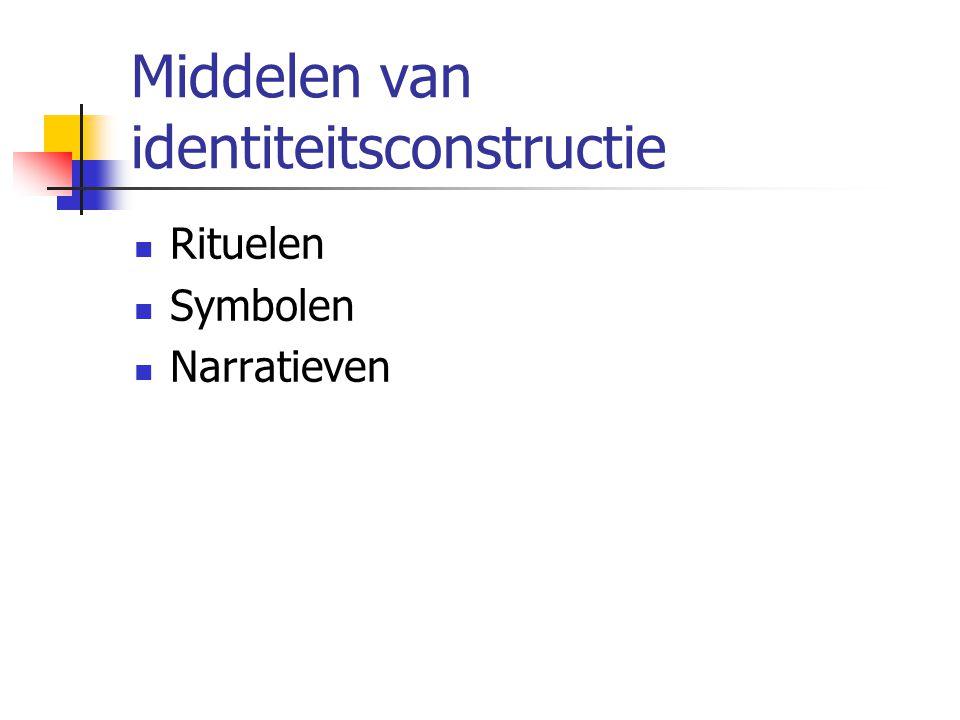 Message Design Logic (O'Keefe) Veronderstellingen over communicatie Drie MDL's Expressief Conventioneel retorisch