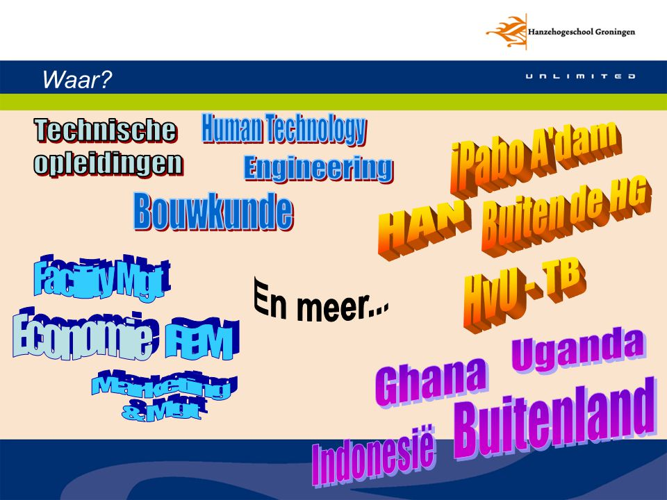 Behoefte aan competentiegericht onderwijs Context HG: Projectonderwijs Behoefte aan structurering van innovatie Start 4c/id bij Techniekopleidingen Ondersteuning door onderwijskundig adviseurs Onderwijsinnovatie bij de Hanzehogeschool Groningen