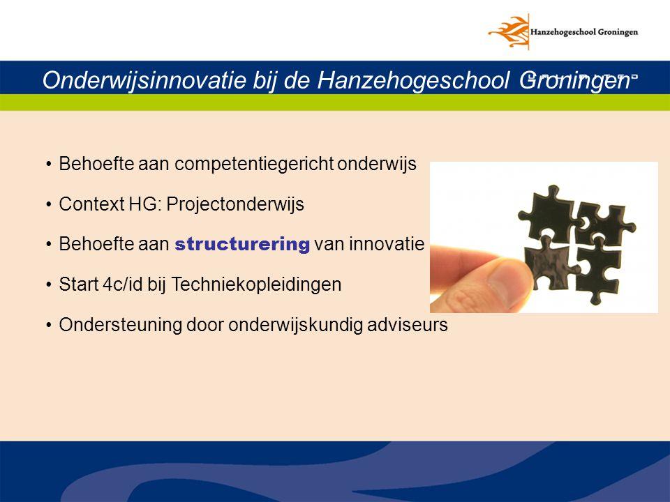 De puzzel past steeds beter r.r.van.der.lei@pl.hanze.nl p.h.m.cremers@pl.hanze.nl
