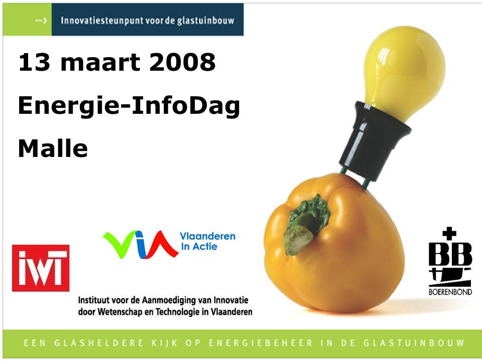 13-6-201518 13 maart 2008 Energie-InfoDag Malle