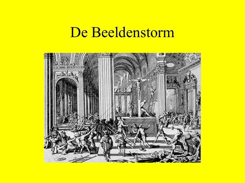 De Beeldenstorm