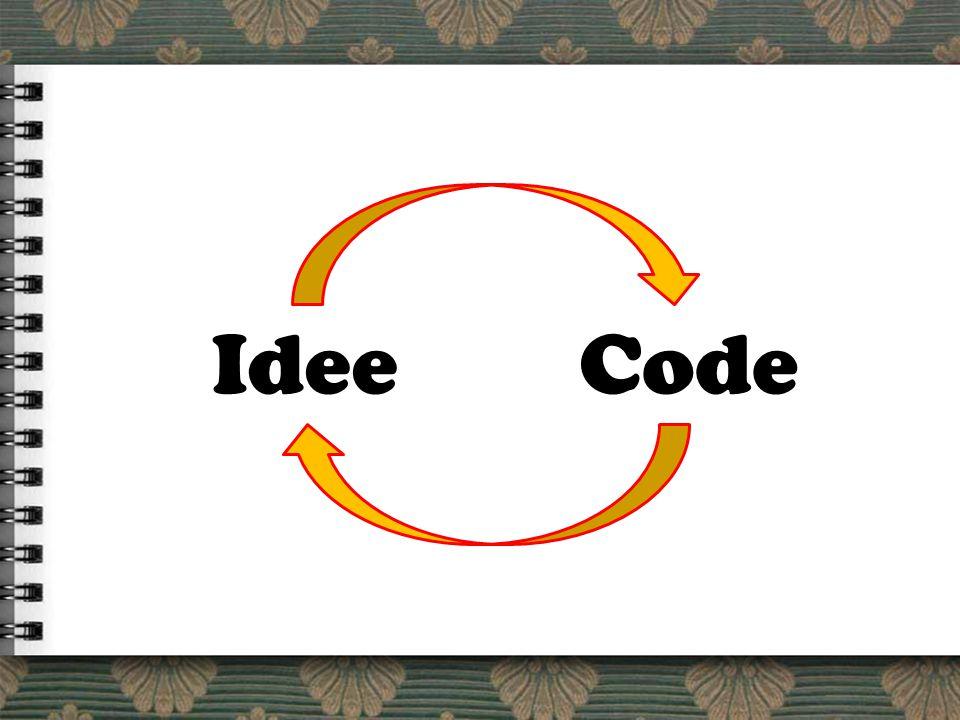 Pseudocode Formaliteit