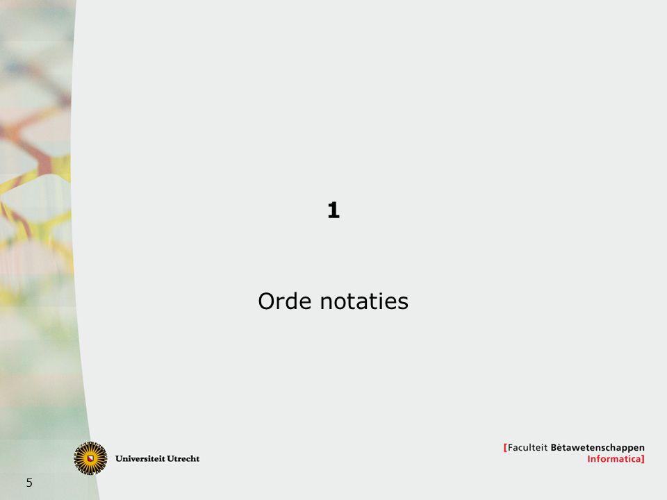 5 1 Orde notaties