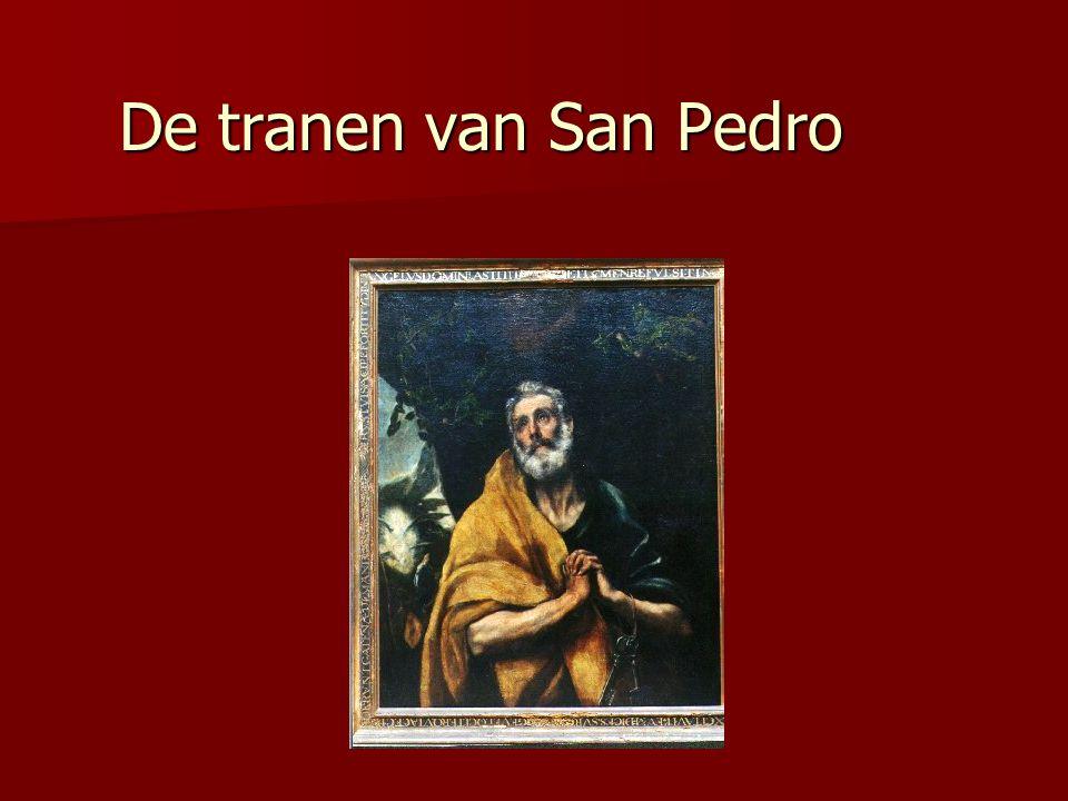 De tranen van San Pedro