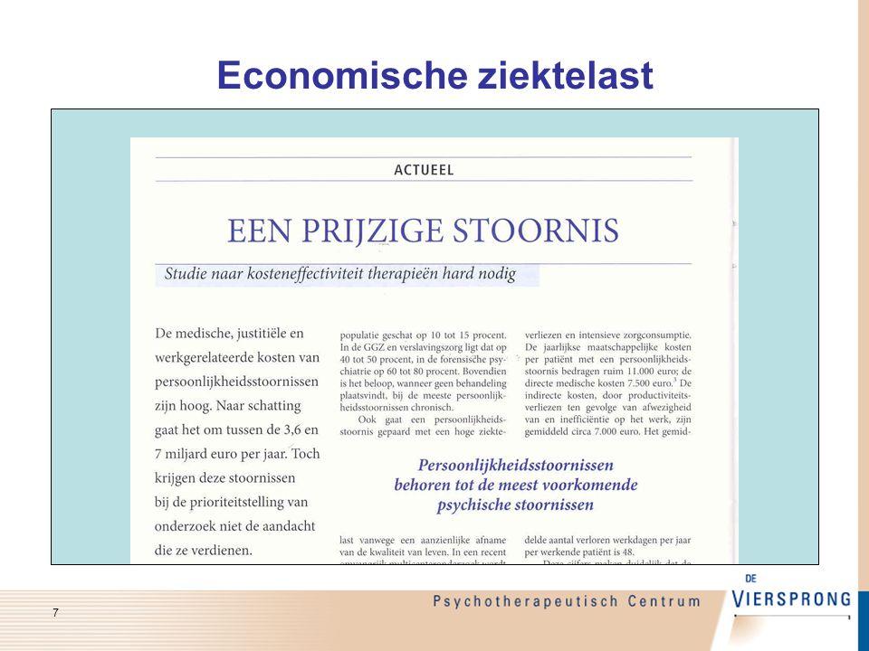 Economische ziektelast 7