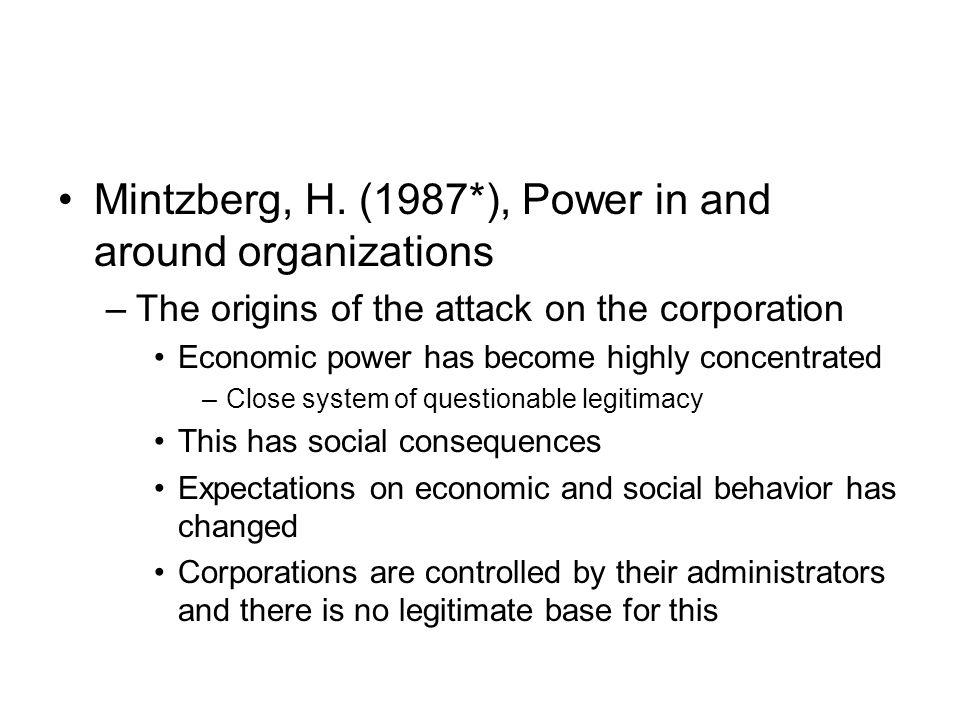 Mintzberg, H.