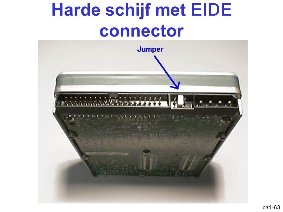 ca1-63 Harde schijf met EIDE connector
