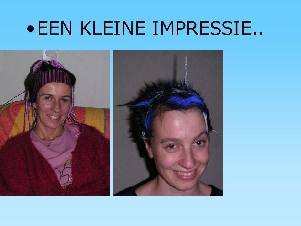 EEN KLEINE IMPRESSIE..