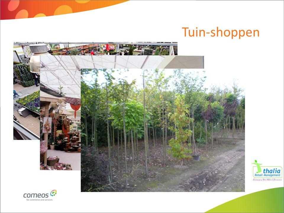 Tuin-shoppen