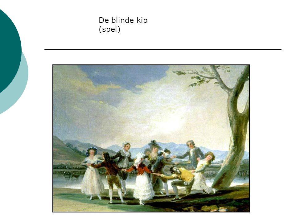 De blinde kip (spel)