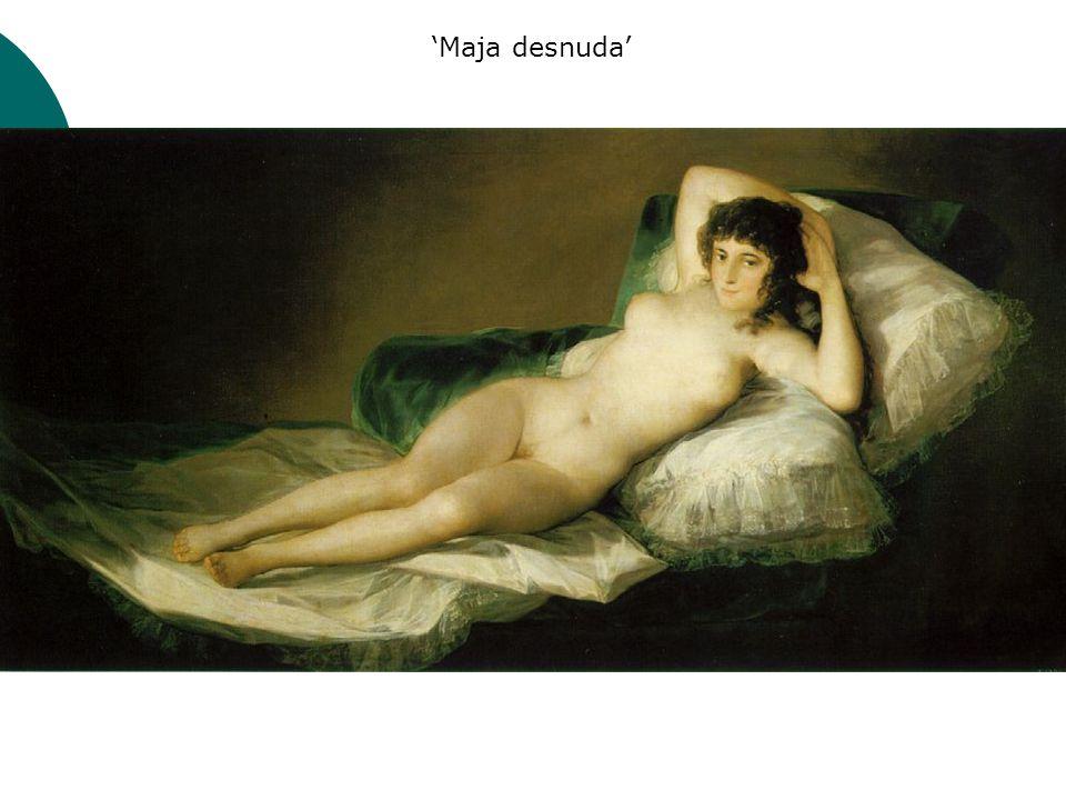 'Maja desnuda'