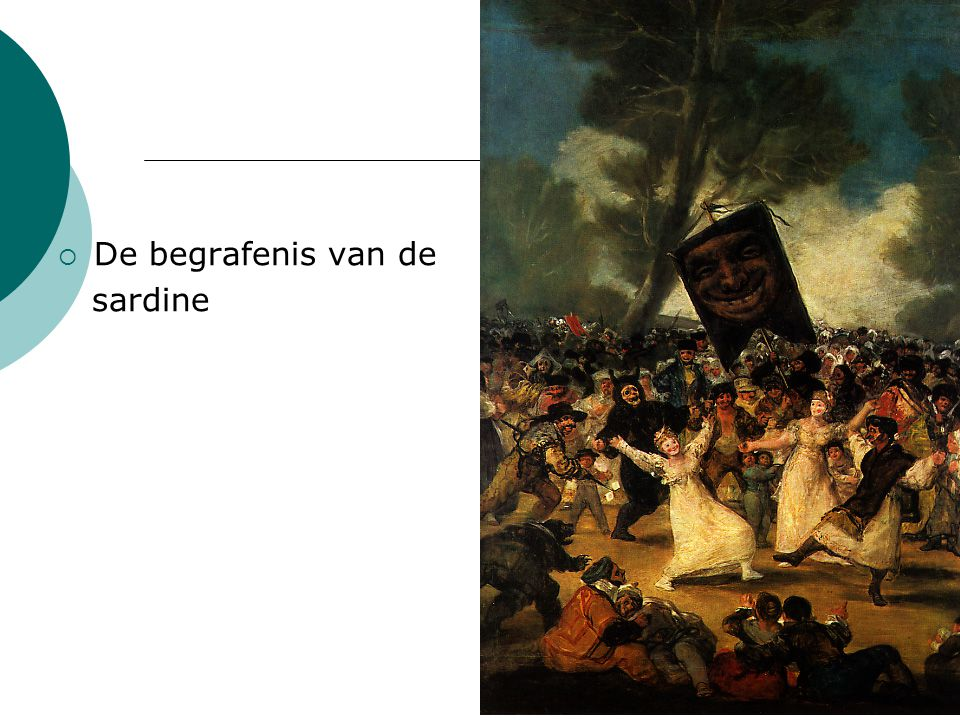 Derde grote reeks etsen: La Tauromaquia  Rond 1815:  33 etsen  Voorkeur Goya voor stieren