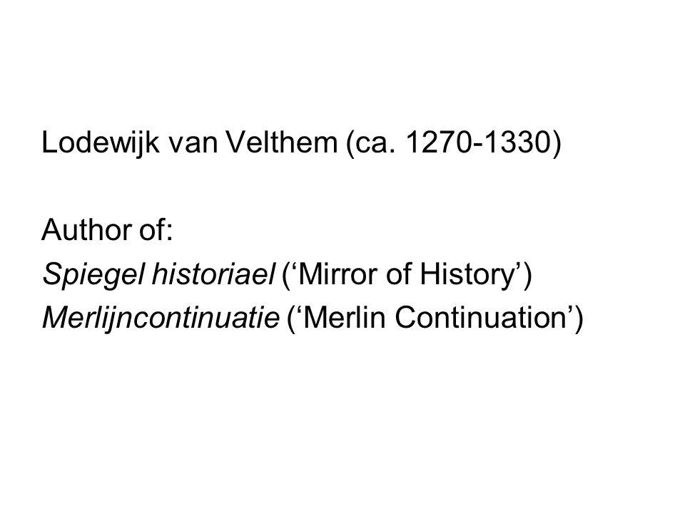 Lodewijk van Velthem (ca.