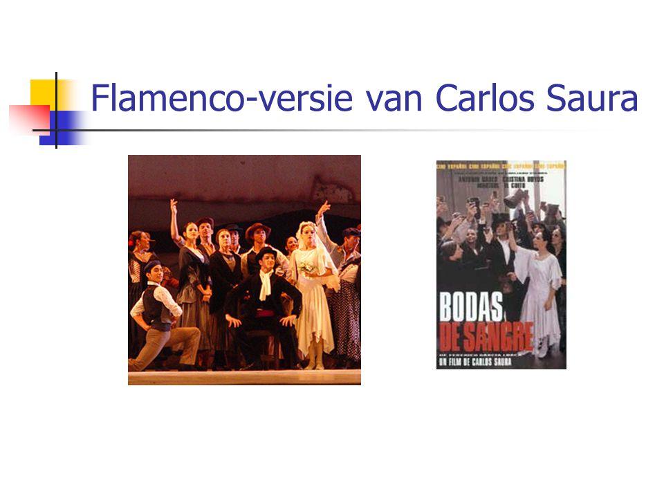 Flamenco-versie van Carlos Saura