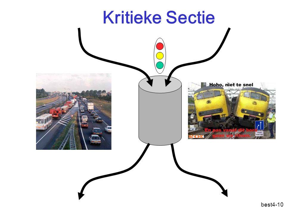 best4-10 Kritieke Sectie