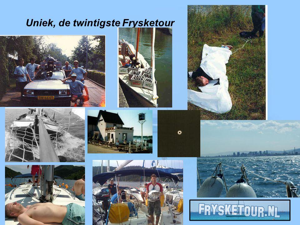 Uniek, de twintigste Frysketour
