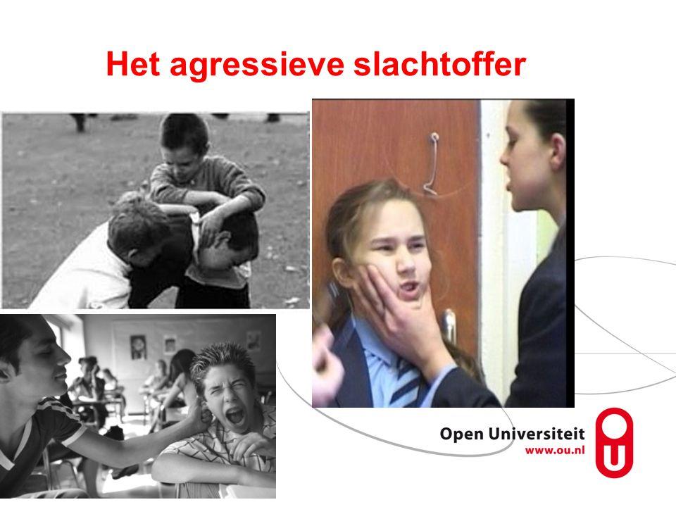 Het agressieve slachtoffer