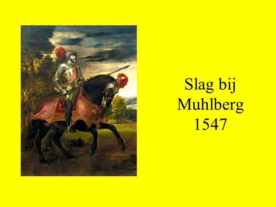 Slag bij Muhlberg 1547