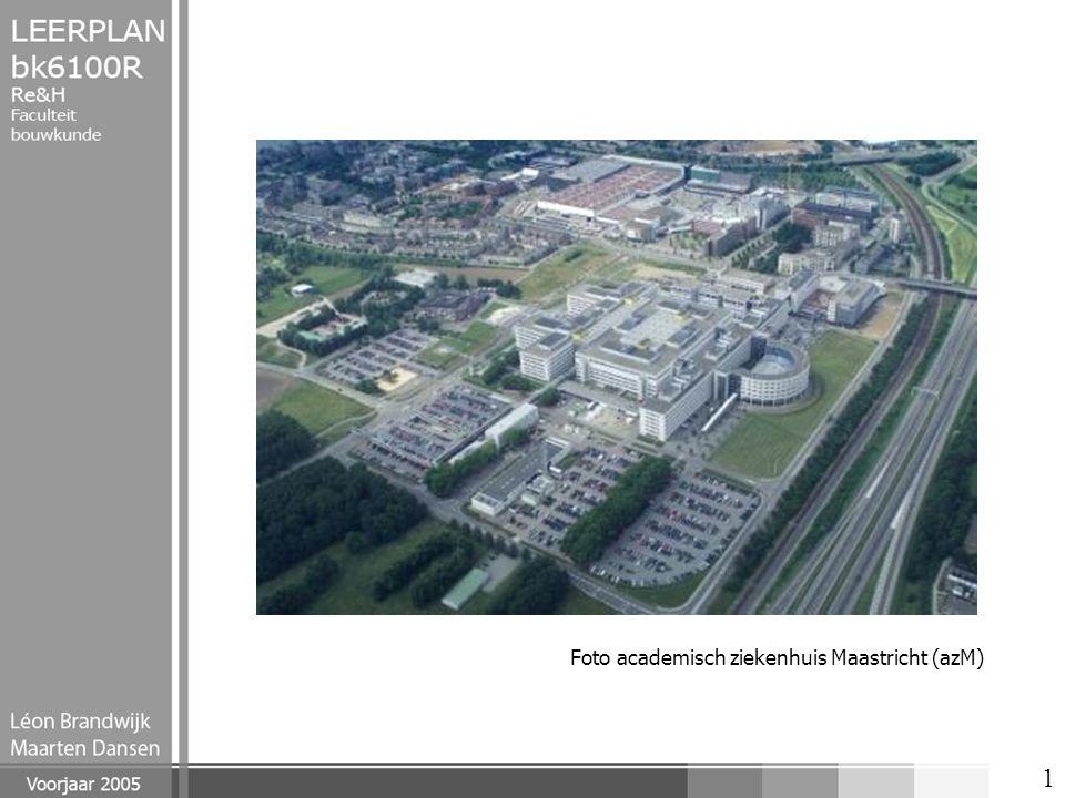1 Foto academisch ziekenhuis Maastricht (azM)